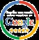 Escribe una reseña sobre  nosotros en Google.