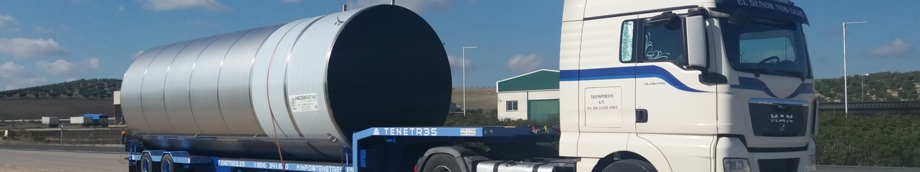 TENETRES TRANSPORTES ESPECIALES